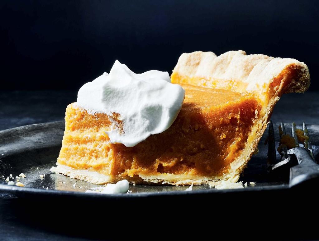 Sweet Potato Pie Recipe From Dolester Miles, America's Best Pastry Chef