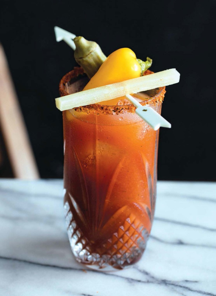 The Commander's Palace Bloody Mary
