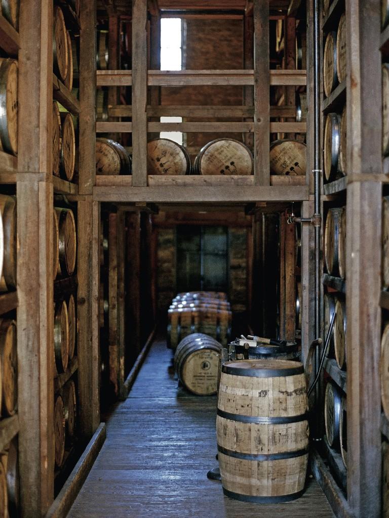 A Bourbon Tour of Kentucky