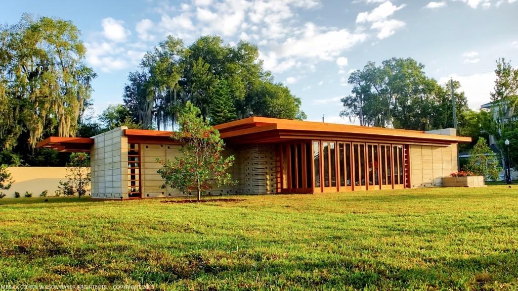 Frank Lloyd Wright | A Florida Southern Architecture Tour – Garden & Gun