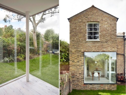 Architect Visit: The Vegetarian Cottage in East London