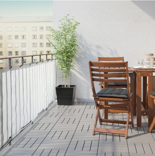 10 Easy Pieces: Balcony Privacy Panels