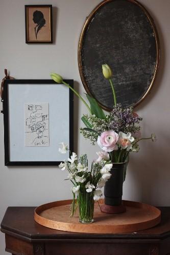 DIY: How to Make a Vase of Cut Flowers Last a Week