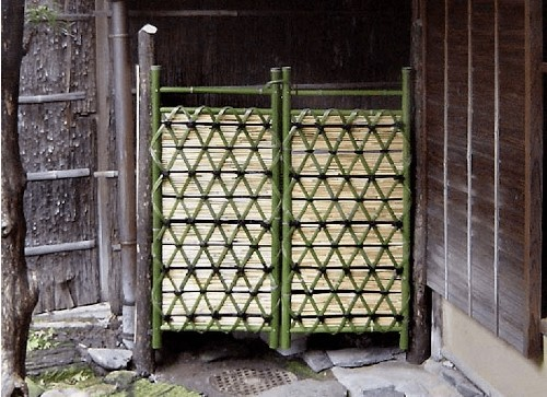 10 Easy Pieces: Bamboo Front Gates