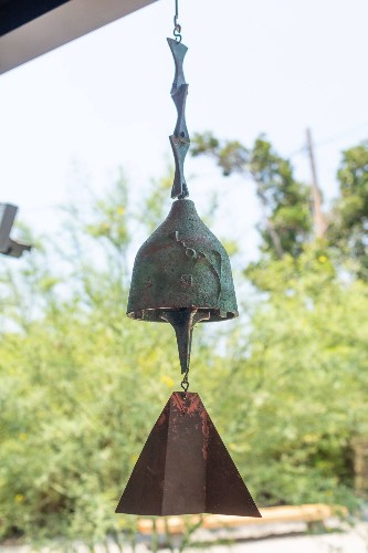 Object of Desire: Architect-Designed Bronze Wind Bells from Cosanti