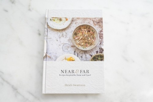 Gardenista Giveaway: Near & Far, a New Cookbook from Heidi Swanson