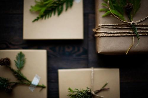 DIY Holiday: An Advent Calendar Branch from the Garden
