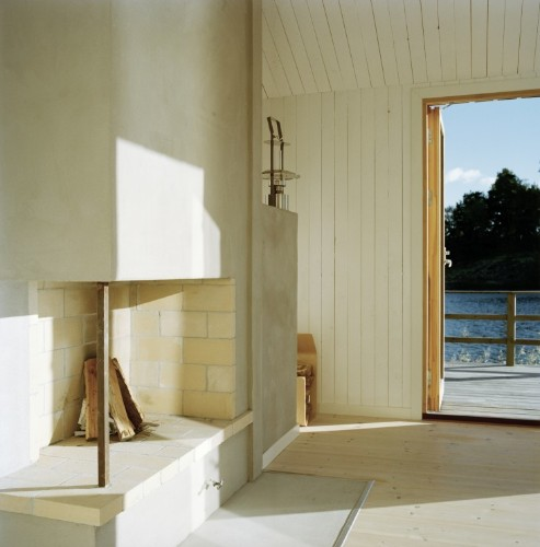 Architect Visit: A Private Sauna on a Swedish Fjord