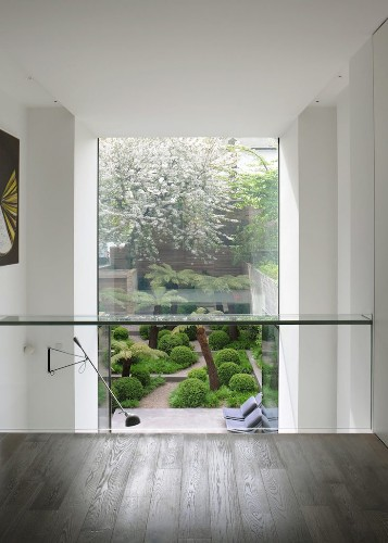 Designer Visit: At Home in Jurassic Park, in North London