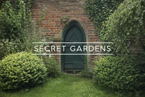 Table of Contents: Secret Gardens