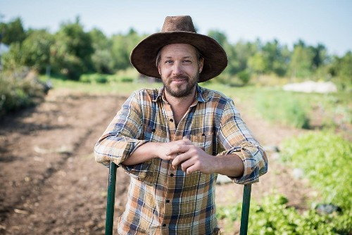 Celebrity Farmer: Meet Jean-Martin Fortier, Canada's 'Six Figure' Organic Micro-Gardener