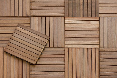 10 Easy Pieces: Wood Flooring for Decks