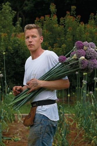 At Home with Eco Garden Entrepreneur Joost Bakker