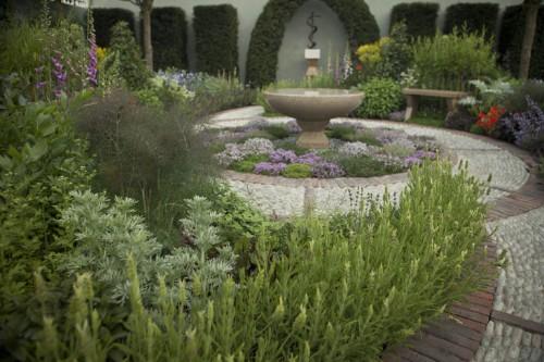 Healing Herbs: A Modern Apothecary Garden at the Chelsea Flower Show