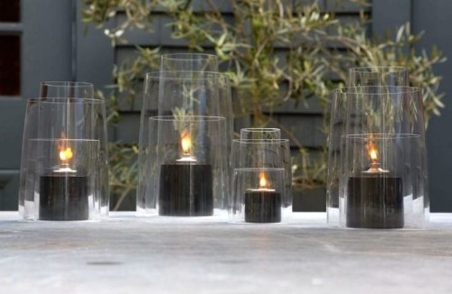 10 Easy Pieces: Glass Hurricane Lanterns, from High to Low