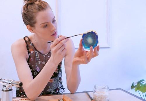Candy Crush: A Dutch Model Moonlights as Brooklyn's Botanic Baker