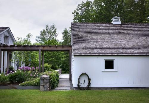 Garden Visit: A Revolutionary Landscape in Concord, MA