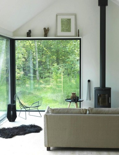 Architect Visit: A Modular Danish Summer House—Ready To Go in Six Months