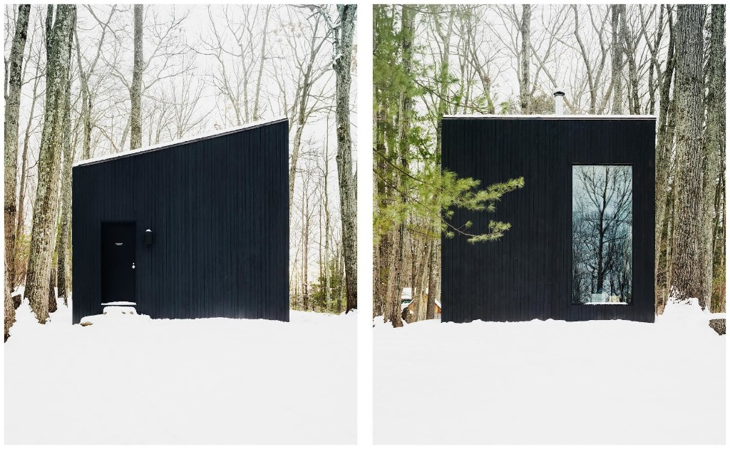 "Outbuilding of the Week: A ""Secret Room"" in Upstate New York - Gardenista"