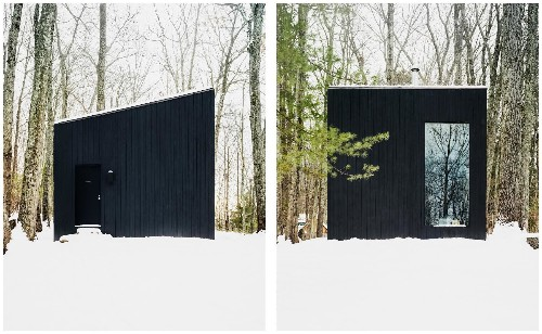 "Outbuilding of the Week: A ""Secret Room"" in Upstate New York"