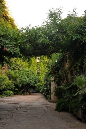 The Best Secret Garden in Barcelona