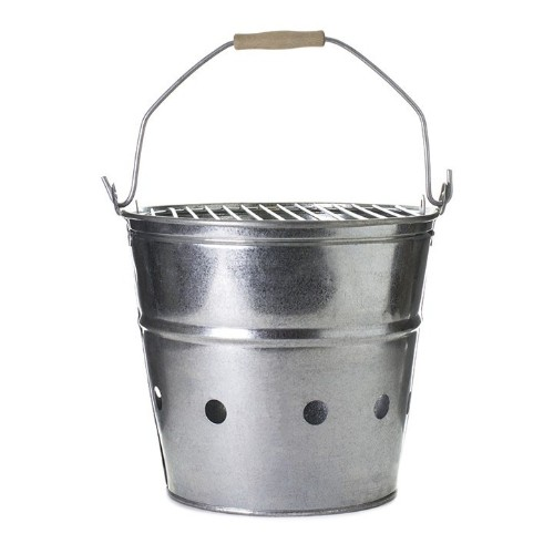 Beach Party: A Carry-Along Barbecue Bucket