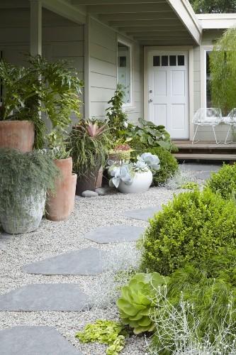 Landscape Designer Visit: At Home with Flora Grubb in Berkeley, CA