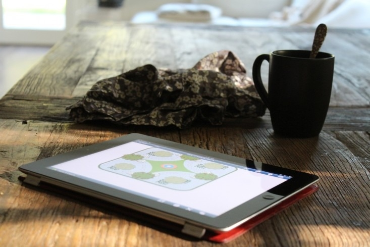 Garden Design Tech (There's an App for That) - cover