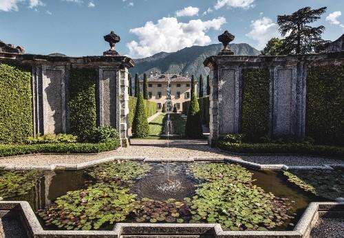 Lost World: Italian Opulence at Villa Balbiano on Lake Como