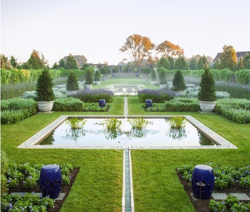 Before & After: Restoring a Forgotten Garden from the Gilded Age in Newport, RI