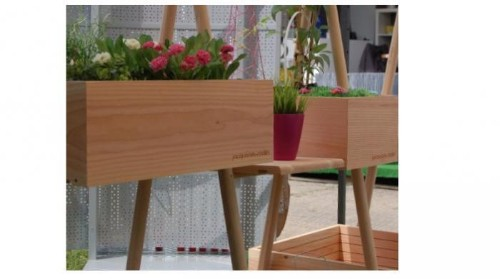 City Living: A Portable Balcony Garden From France