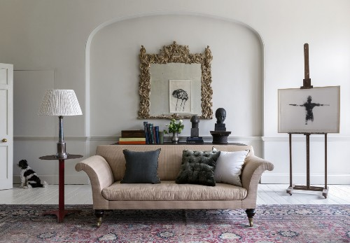Trending on Remodelista: 5 Interior Design Ideas to Add Glamour