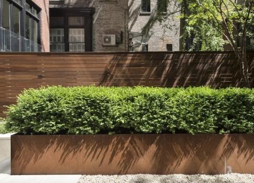 Landscaping Ideas: 8 Surprising Ways to Use Cor-ten Steel in a Garden