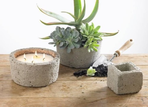 Mosquito Repellent Candles from Hillhouse Natural Farms