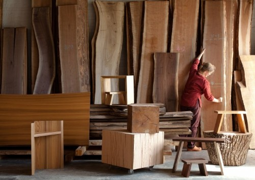 Shopper's Diary: Jessica Wickham and the Art of Woodworking - Gardenista