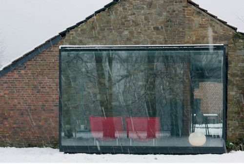 Glass Houses: A Magical Belgian Bed and Breakfast, $170 a Night