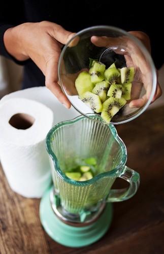 Recipe: Green Goddess Smoothie