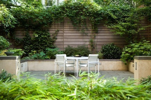 Landscape Architect Visit: A Lush NYC Backyard by Robin Key