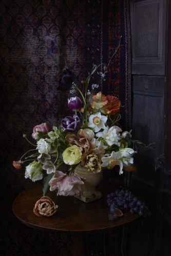Considering Tulips: Arne Maynard's Obsession with the Dutch Masters