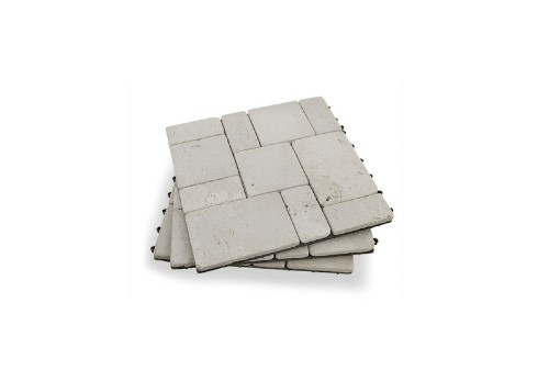 10 Easy Pieces: Stone Deck Tiles