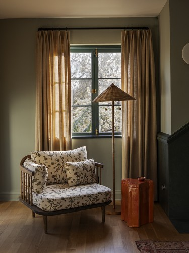 Trending on Remodelista: How to Style a Cozy Nook