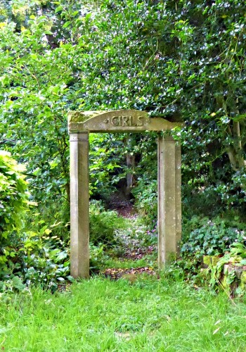 Wild Child: An Intoxicating English Garden at Tattenhall Hall