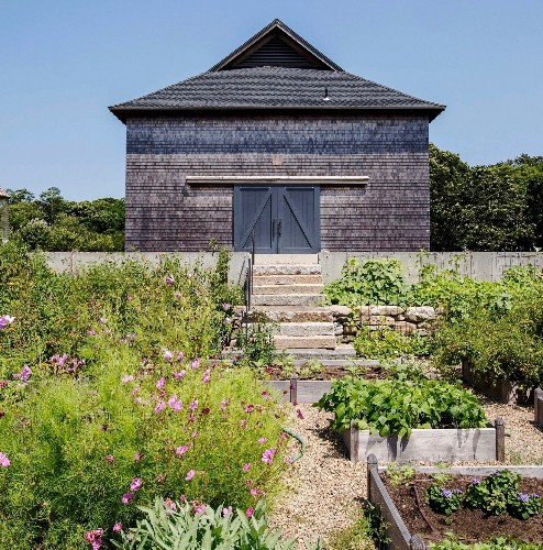 Homestead Act: A Family Trades City Life for a Farm on Martha's Vineyard