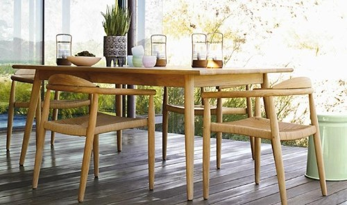 World's Best Outdoor/Indoor Teak Furniture