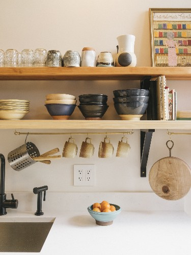 Trending on Remodelista: 5 Secrets to a Pleasingly Well-Organized Kitchen
