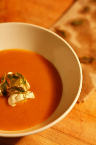 Garden-to-Table: Spiced Squash for Two