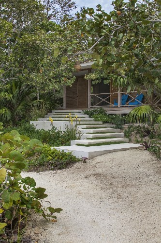 The Tropical Life: A Family Camp on Jamaica by Designer Sean Knibb