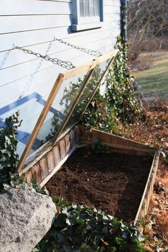 DIY: Reviving the Cold Frame