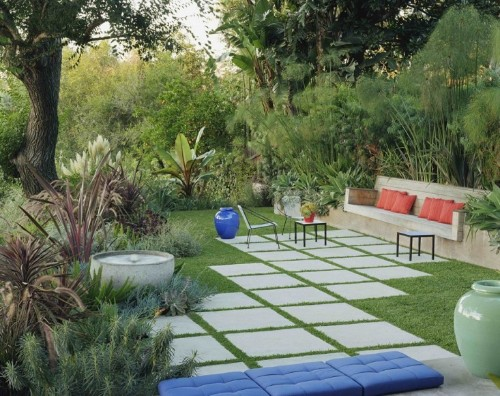Architects' Roundup: Our Favorite Outdoor Living Rooms
