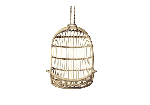 10 Easy Pieces: Rattan Hanging Chairs